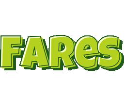 Fares summer logo