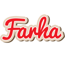 Farha chocolate logo