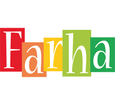 Farha colors logo