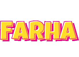Farha kaboom logo