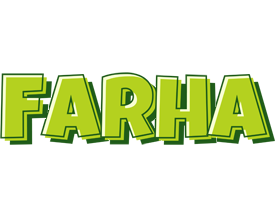 Farha summer logo