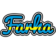 Farha sweden logo