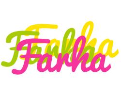Farha sweets logo