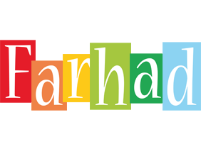 Farhad colors logo