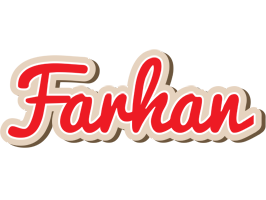 Farhan chocolate logo