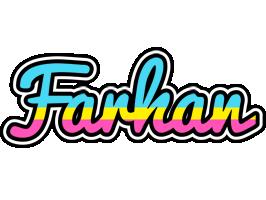 Farhan circus logo