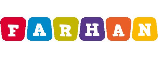 Farhan daycare logo