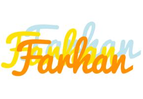 Farhan energy logo