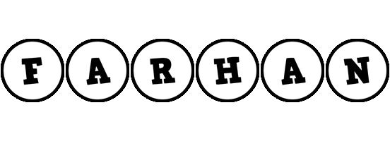 Farhan handy logo