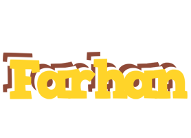 Farhan hotcup logo