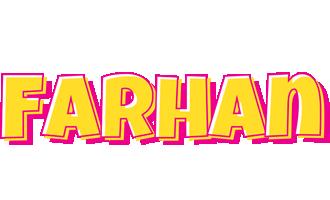 Farhan kaboom logo