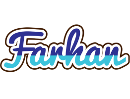 Farhan raining logo