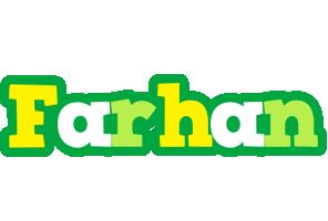 Farhan soccer logo