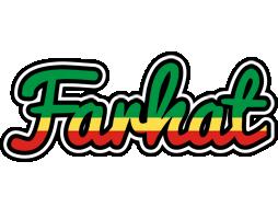 Farhat african logo