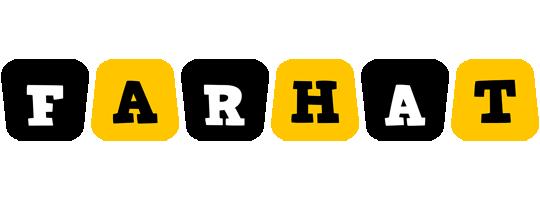 Farhat boots logo