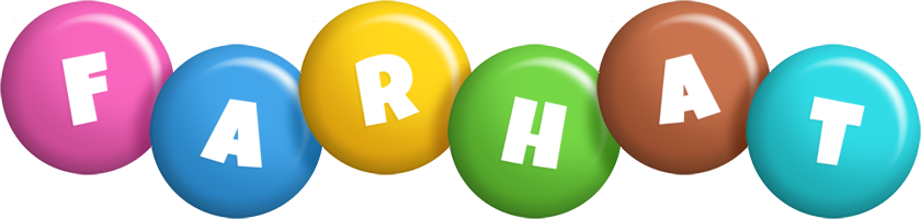 Farhat candy logo