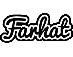 Farhat chess logo