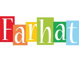 Farhat colors logo