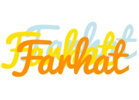 Farhat energy logo