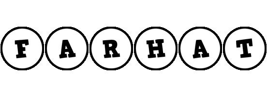 Farhat handy logo