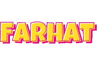 Farhat kaboom logo