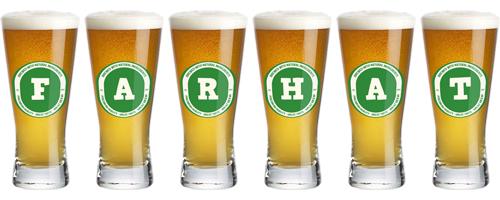 Farhat lager logo