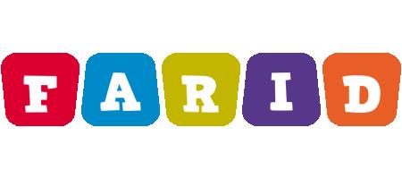 Farid kiddo logo