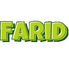 Farid summer logo