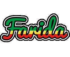 Farida african logo