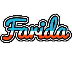 Farida america logo
