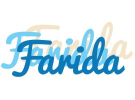 Farida breeze logo