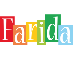 Farida colors logo