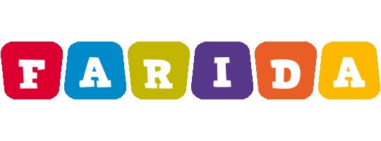 Farida daycare logo