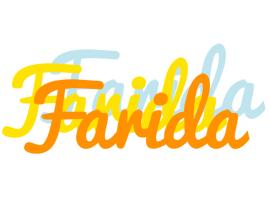 Farida energy logo
