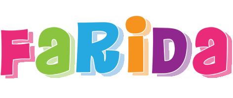 Farida friday logo