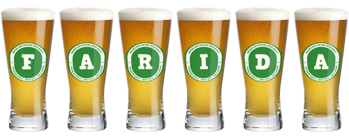 Farida lager logo