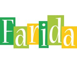 Farida lemonade logo