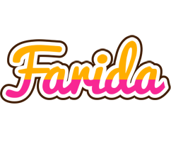 Farida smoothie logo