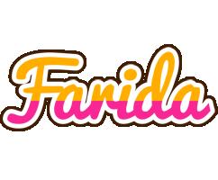 Farida smoothie logo