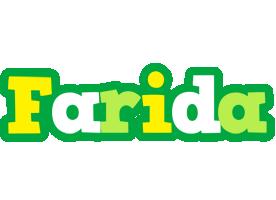Farida soccer logo