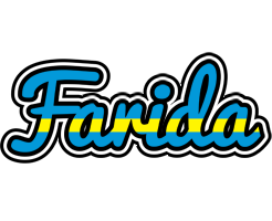 Farida sweden logo