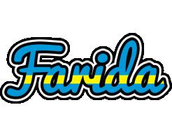 Farida sweden logo