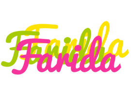 Farida sweets logo