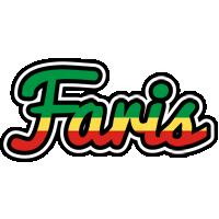 Faris african logo