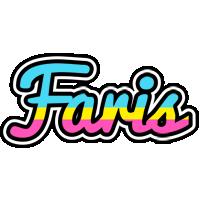 Faris circus logo