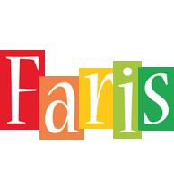 Faris colors logo