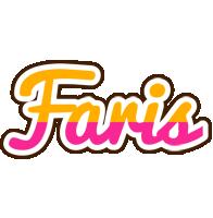 Faris smoothie logo