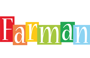 Farman colors logo