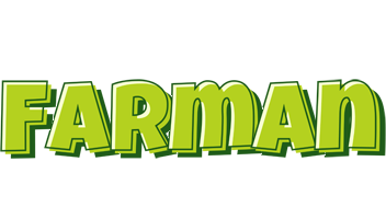 Farman summer logo