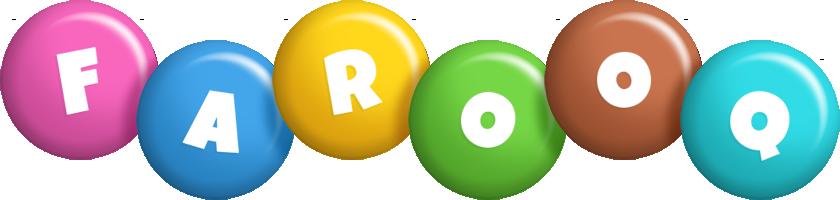 Farooq candy logo